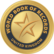 Entry in World Book of Records