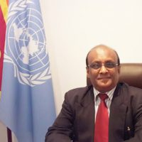 Dr. Sir Lakshman Madurasinghe